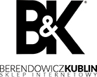 Sklep internetowy dla fryzjerów Berendowicz&Kublin Logo