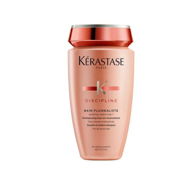 Kérastase Discipline Bain Fluidealiste Kąpiel dyscyplinująca, Pielęgnacja włosów, Kąpiele, szampony, Nawilżanie